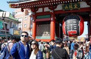 Nhật Bản tăng cường thu hút khách nước ngoài nhân dịp Olympic và Paralympic 2020