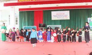 Chung tay vì trẻ em nghèo, trẻ em dân tộc thiểu số