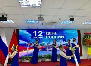 Kỷ niệm 29 năm Ngày nước Nga, nền tảng vững chắc để thúc đẩy mối quan hệ Việt Nam – Nga
