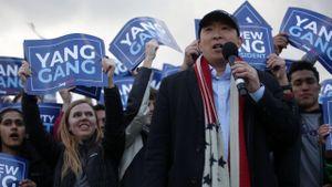 Doanh nhân gốc Á hứa giúp nước Mỹ hồi sinh nếu trở thành tổng thống