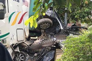 Vụ tai nạn khiến 5 người chết ở Tây Ninh: Cả nhà đang trên đường đi khám bệnh