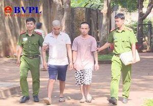 Kết thân trong trại, vừa ra tù hai đối tượng đã gây ra hàng loạt vụ cướp