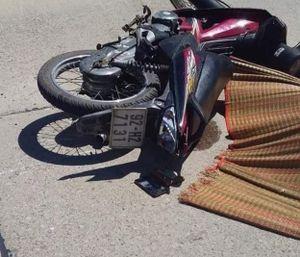 Quảng Nam: Hai xe máy tông nhau, một người tử vong