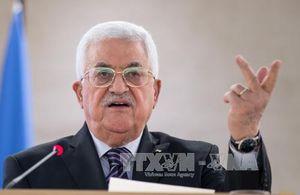 Tổng thống Palestine khẳng định sẵn sàng tổ chức tổng tuyển cử