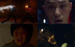 'The Divine Fury': Phim điện ảnh của Park Seo Joon tung trailer ám ảnh khiến khán giả 'đứng ngồi không yên'