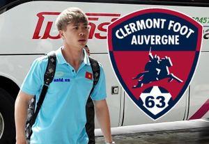 Không phải Paris FC, Công Phượng sẽ thử việc ở CLB 'hàng xóm' của Lyon