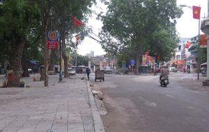 Huyện Quốc Oai giải tỏa chợ cóc tại xã Sài Sơn