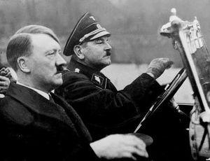 Sự thật té ngửa về 'tri kỷ' người Do Thái của Hitler