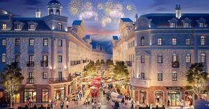 Shophouse Europe: Thiên đường mua sắm đậm chất châu Âu