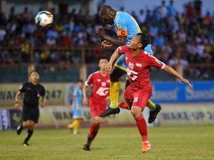Danh sách 'Vua phá lưới' V-League 2019 mới nhất