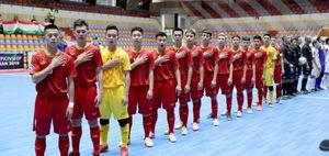 Trực tiếp tứ kết Futsal U20 châu Á: U20 Việt Nam vs U20 Indonesia