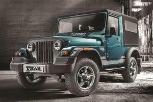 Cận cảnh mẫu ô tô SUV 'hầm hố' có giá 333 triệu đồng
