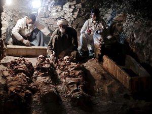 Trung Quốc: Phát hiện khu mộ cổ 2.000 năm tuổi