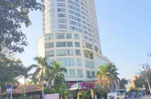 Khách sạn Bavico Nha Trang bị ngưng mọi hoạt động kinh doanh dịch vụ lưu trú