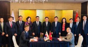An Phát góp 51% vốn vào Công ty TLC Hàn Quốc sản xuất nguyên liệu sinh học phân hủy hoàn toàn