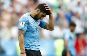 Nhật Bản buộc Uruguay chia điểm sau màn rượt đuổi tỷ số