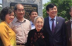 Những câu chuyện xúc động của nhà báo lão thành Thủ đô