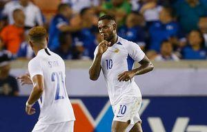Tuyển Curacao xuất sắc hạ gục đội từng 3 lần tham dự World Cup