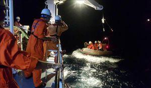 Kịp thời cứu nạn các sự cố trên biển