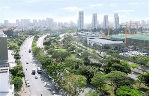 HCM City reorganises, merging 18 wards with larger administrative units