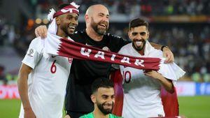 Argentina - Qatar: Al Annabi đến Copa không phải để chụp hình với Messi