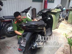 Cảnh sát hình sự Hà Nội cảnh báo thủ đoạn của tội phạm cướp giật tài sản