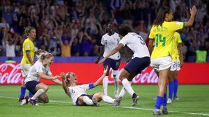 World Cup 2019: Chủ nhà Pháp tiễn Samba về nước