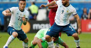 Loại nhà vô địch châu Á, Argentina giành vé tứ kết Copa America