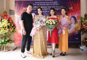 Sao Mai Hương Ly giành ngôi Thủ khoa Thanh nhạc