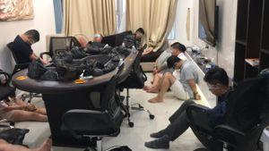 Bắt sòng porker lớn trong chung cư ở Phú Nhuận