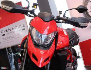 Ducati Hypermotard 950 có gì khác biệt so với Hypermotard 939?