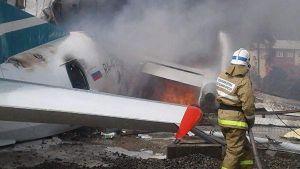 Nhân chứng vụ máy bay Nga hạ cánh khẩn cấp: 'Tôi đã sẵn sàng để chết'