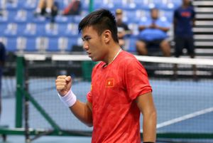 Thắng Singapore, tuyển quần vợt Việt Nam tiến gần mục tiêu thăng hạng
