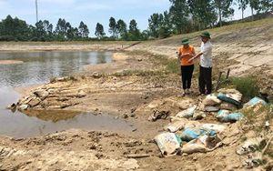 Hơn 19 nghìn héc-ta lúa ở Bắc Trung Bộ thiếu nước tưới