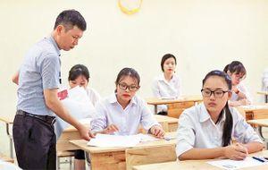 Kỳ thi THPT quốc gia tại Hà Nội diễn ra an toàn, nghiêm túc