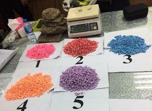 Thu giữ hơn 14kg ma túy gửi qua đường chuyển phát nhanh