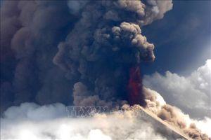 Sơ tán diện rộng tại Papua New Guinea do núi lửa Ulawun 'thức giấc'