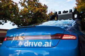 Apple mua lại công ty về xe tự hành Drive.ai