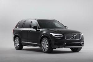 Volvo vén màn mẫu SUV XC90 phiên bản bọc thép dành cho yếu nhân