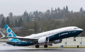 Phát hiện thêm lỗi phần mềm trên Boeing MAX