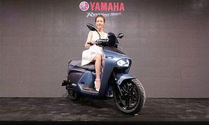Chi tiết xe máy điện Yamaha EC-05 bán 75 triệu đồng