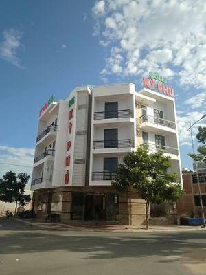 Ninh Thuận: Hotel Kỳ Phú