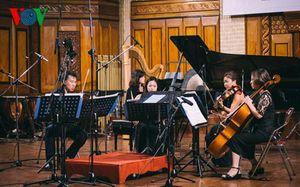 Cuộc thi Violin và Hòa tấu thính phòng trao giải thưởng đến 1 tỷ đồng