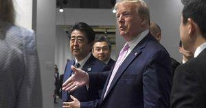 Ông Trump mời ông Kim Jong-un tới khu phi quân sự để bắt tay