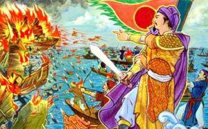 10 trận thủy chiến vang danh sử Việt khiến ngoại bang kinh hoàng
