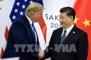 Tổng thống Trump: Mỹ không tăng thuế, Trung Quốc sẽ mua thêm nông sản Mỹ