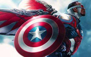 'Spider-Man: Far from Home' gần như là bộ phim đầu tiên Falcon vào vai Captain America!