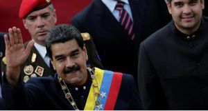 Mỹ tăng sức ép, áp lệnh trừng phạt lên con trai Tổng thống Venezuela