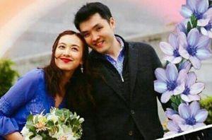 Á hậu Hong Kong kết hôn với bạn trai từ thời thơ ấu