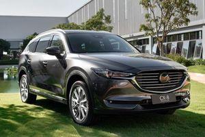 Việt Nam là quốc gia đầu tiên sở hữu Mazda CX-8 tại Đông Nam Á
